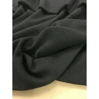"BLACK Wool 106cm or 42"" 20mt Roll"