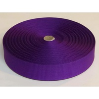 Polyester Ballistic/Backpack Webbing 50mm 50mts