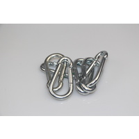 BULK Carabina Hook 80mm x 100