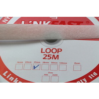H and L - LOOP SIDE 20mm x 25m