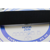 H and L  - HOOK SIDE 38mm x 25m