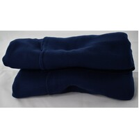Navy Polar Fleece 150cm wide 20m Roll
