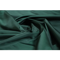 Satin/Taffata Bottle Green 150cm wide