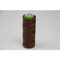 for SPEEDY STITCHER BROWN Heavy Duty Sewing Waxed Fine Thread 170mts 0.8mm