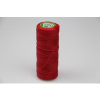 Heavy Duty Sewing Thread Red 0.8mm  170m spool