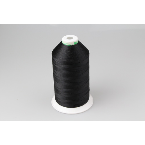 Bonded Nylon Sewing thread UV M40 x 3000m [Colour: BLACK ]