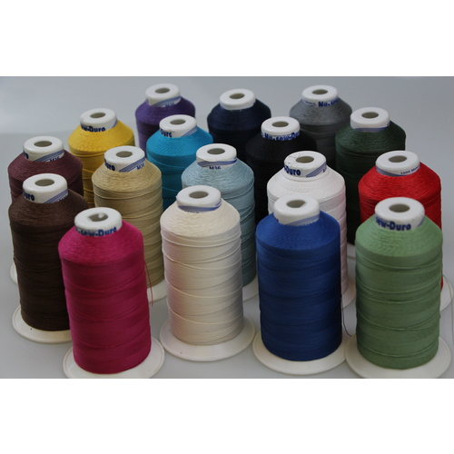 Polyester Cotton sewing thread 1000mt 4 pack