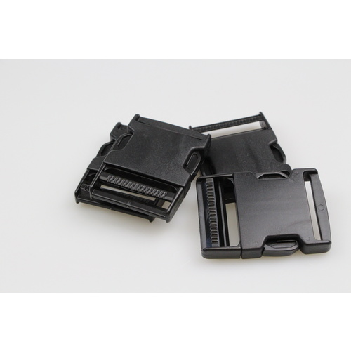 Side release buckle 4 sets of clips 50mm  x 8 pieces